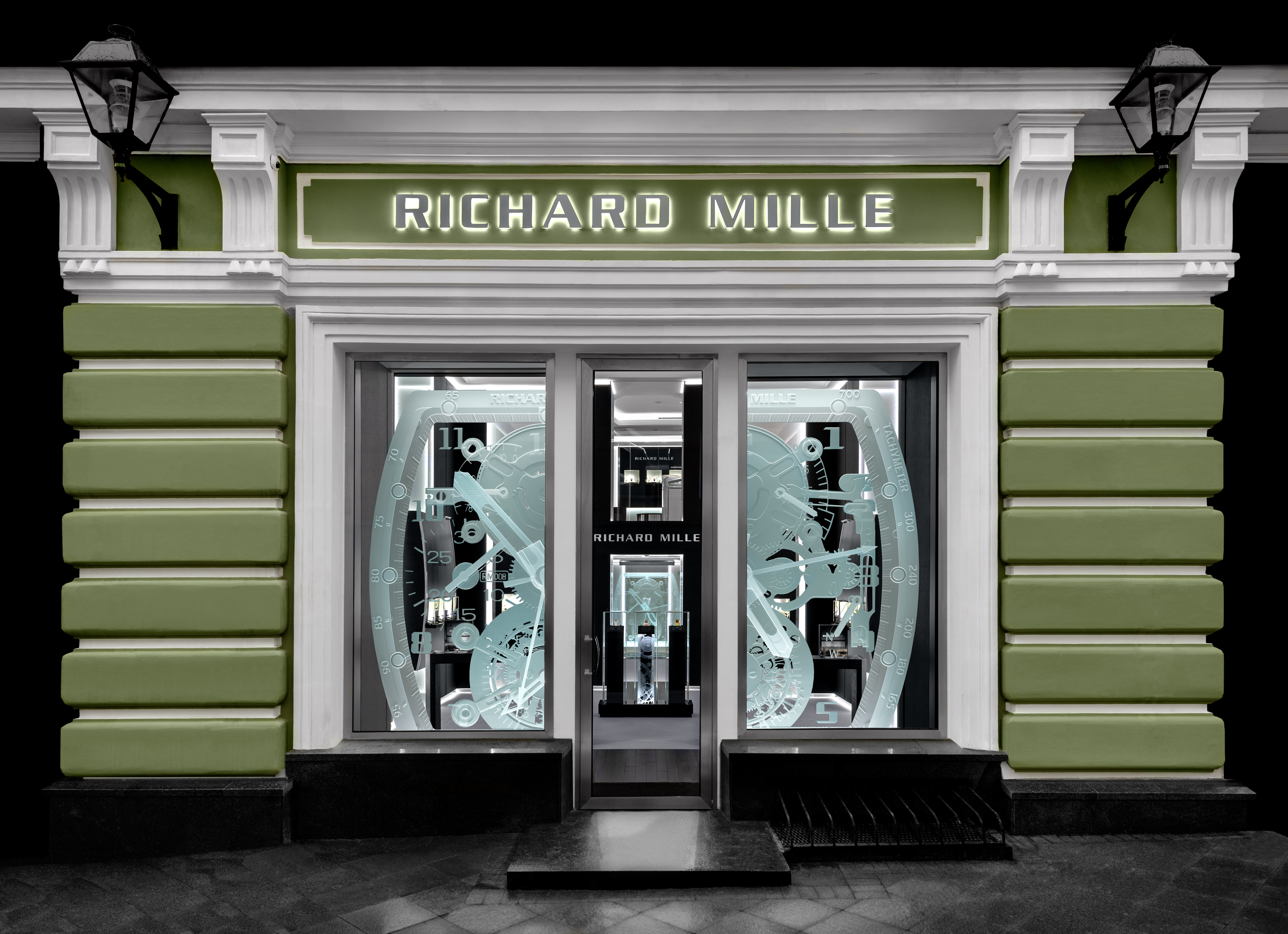 RICHARD MILLE - MOSCOW BOUTIQUE