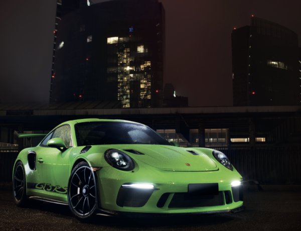 PORSCHE GT3 RS - Project by Unique Media - Ph: Roberto Felicioni - POSH 82