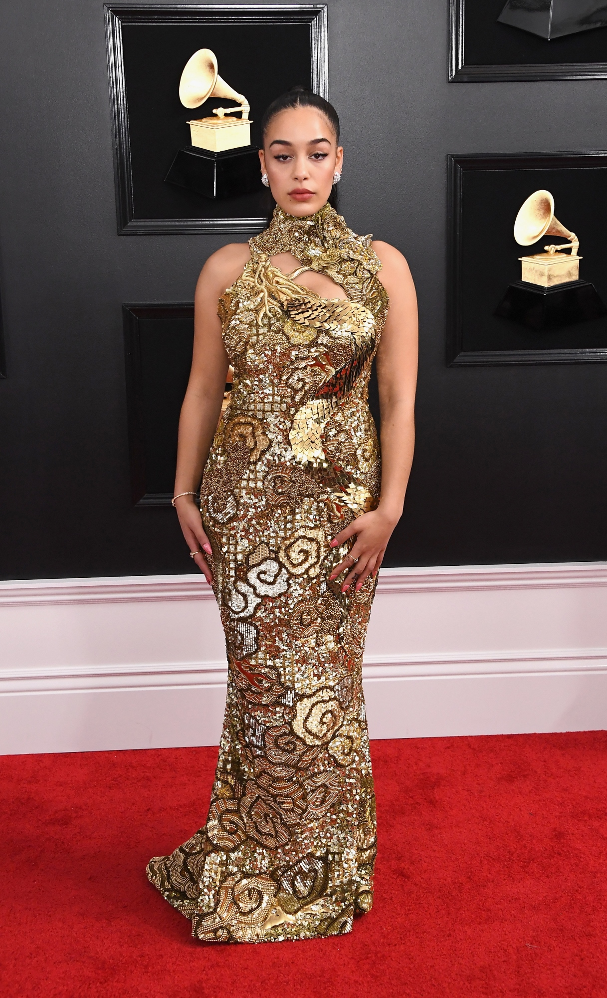 Jorja Smith - 61st Annual GRAMMY Awards
