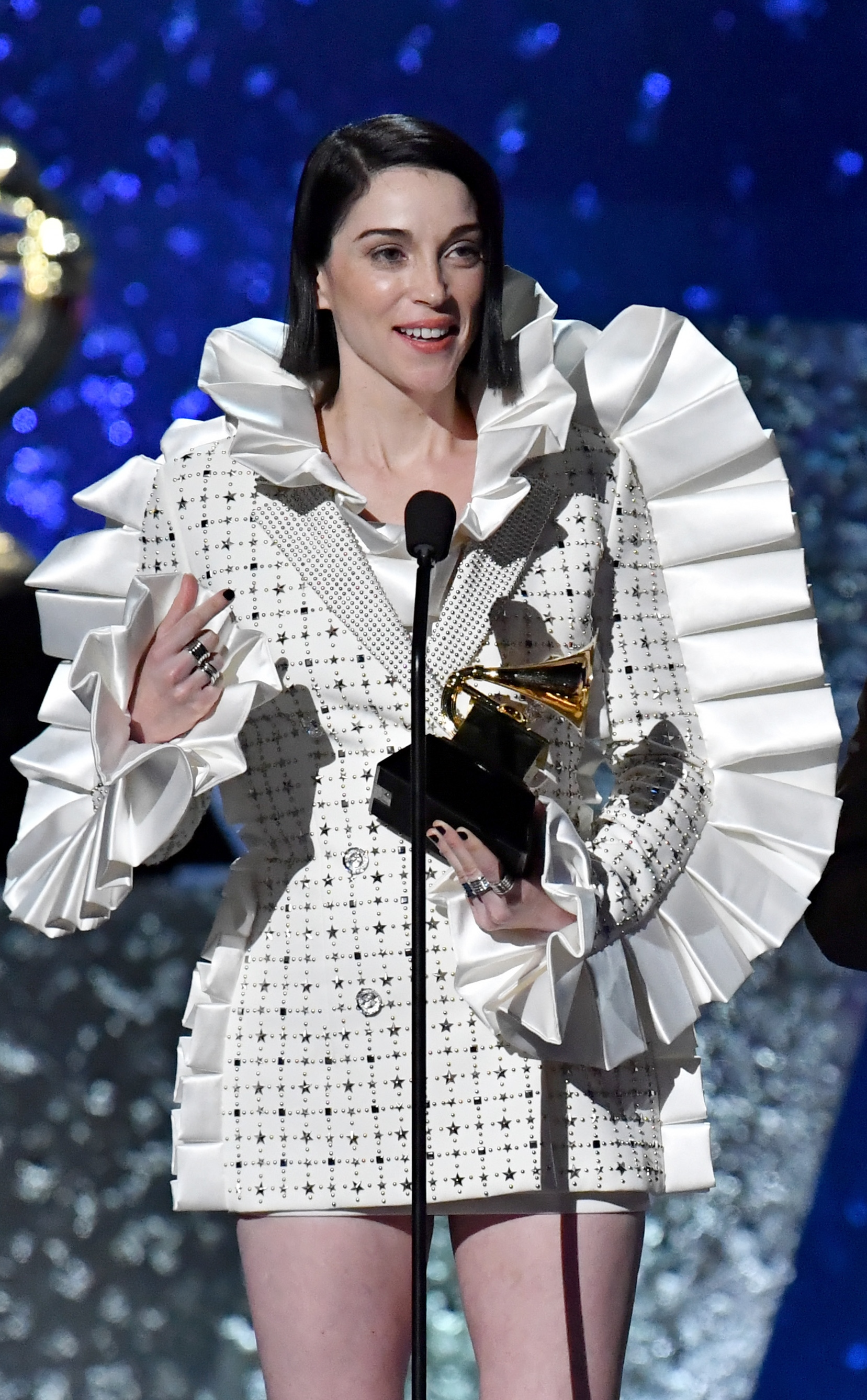 ST. VINCENT - 61st Annual GRAMMY Awards - Premiere Ceremony