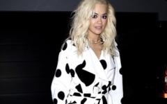 Rita Ora in Genny