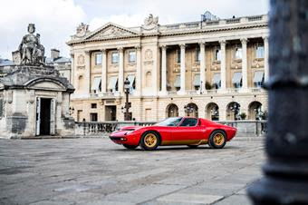 Lamborghini Polo Storico Miura Sv