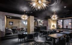 Legami - Roma - Claudio Marchisio - ristorante fusion - Vmaison design