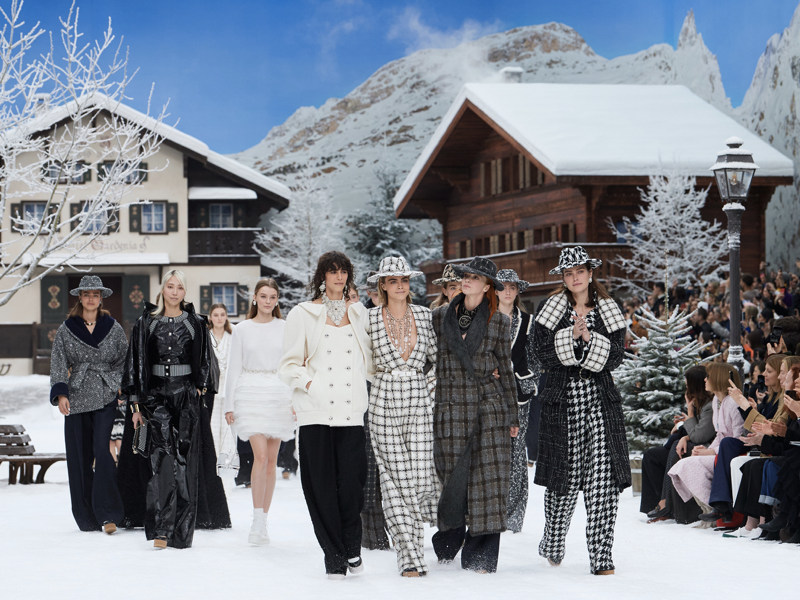 Chanel - Grand Palais - Autunno Inverno 19/20