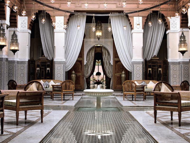 Marrakech - Royal Mansour