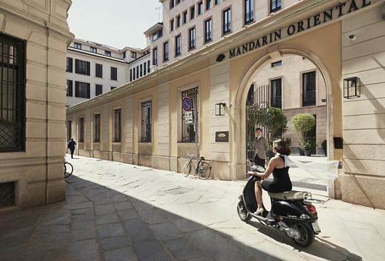 Mandarin Oriental - Milano