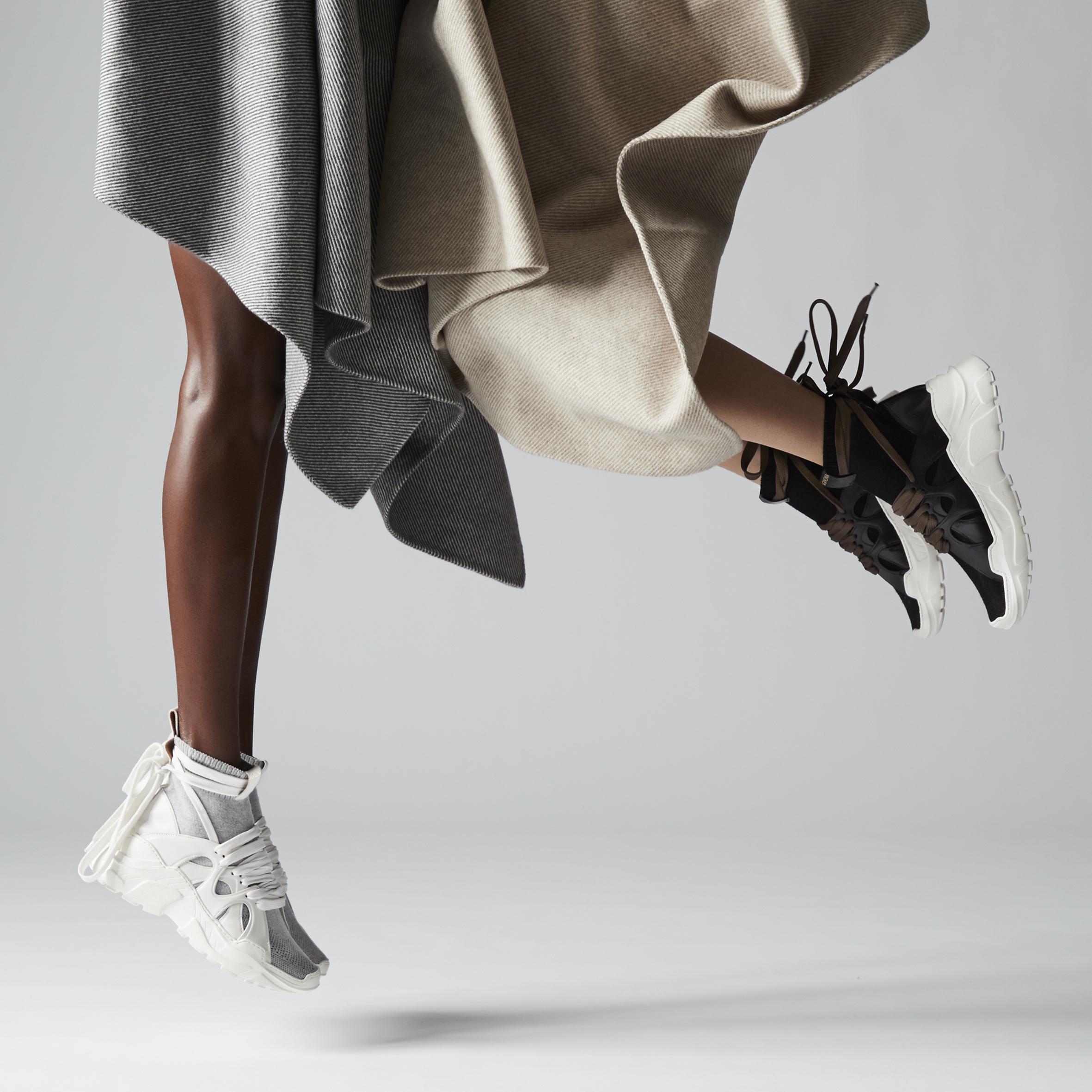 Agnona - sneakers -2.28 - LuisaViaRoma.com