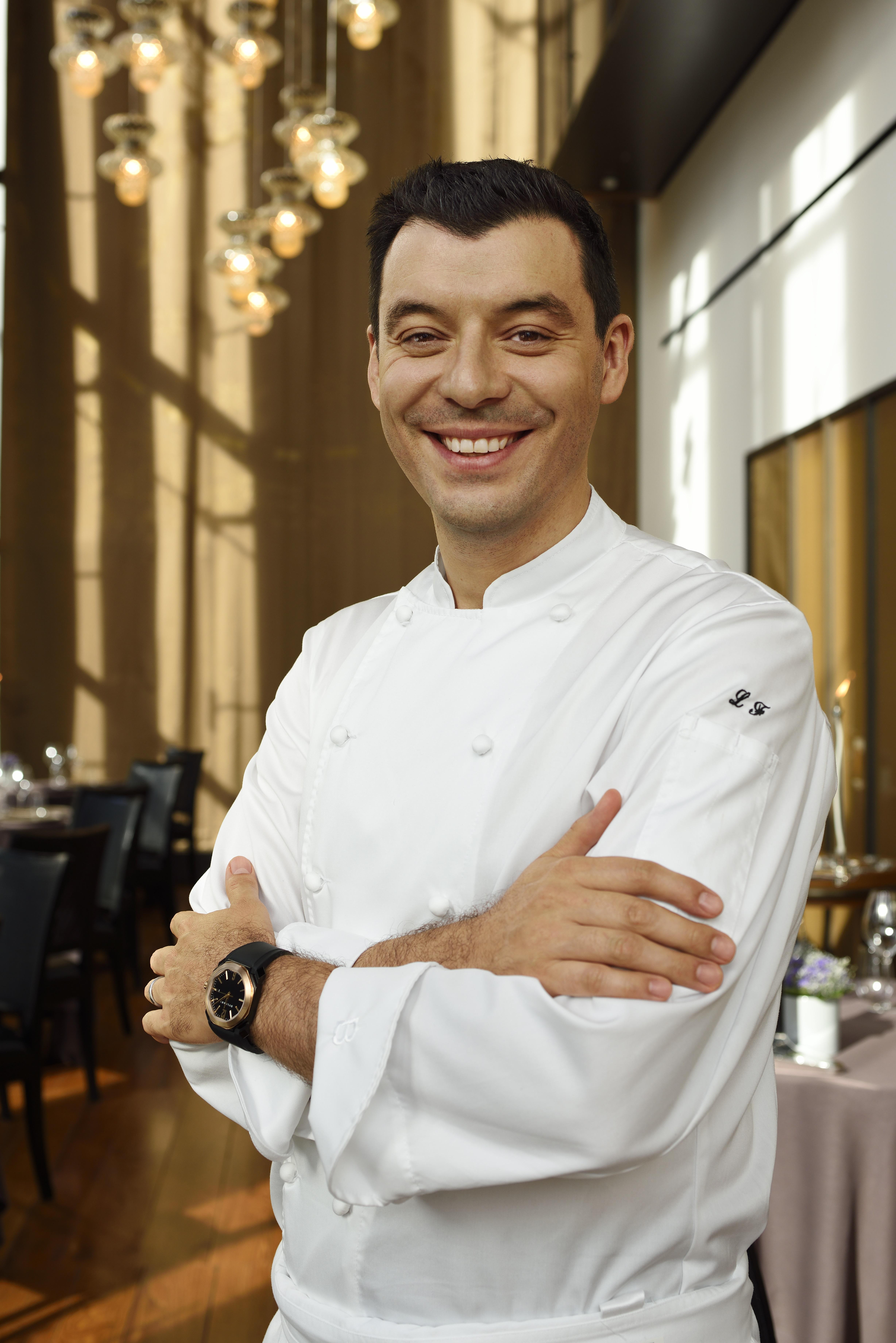 Luca Fantin - Bvlgari Hotels - Guida Gambero Rosso 2020