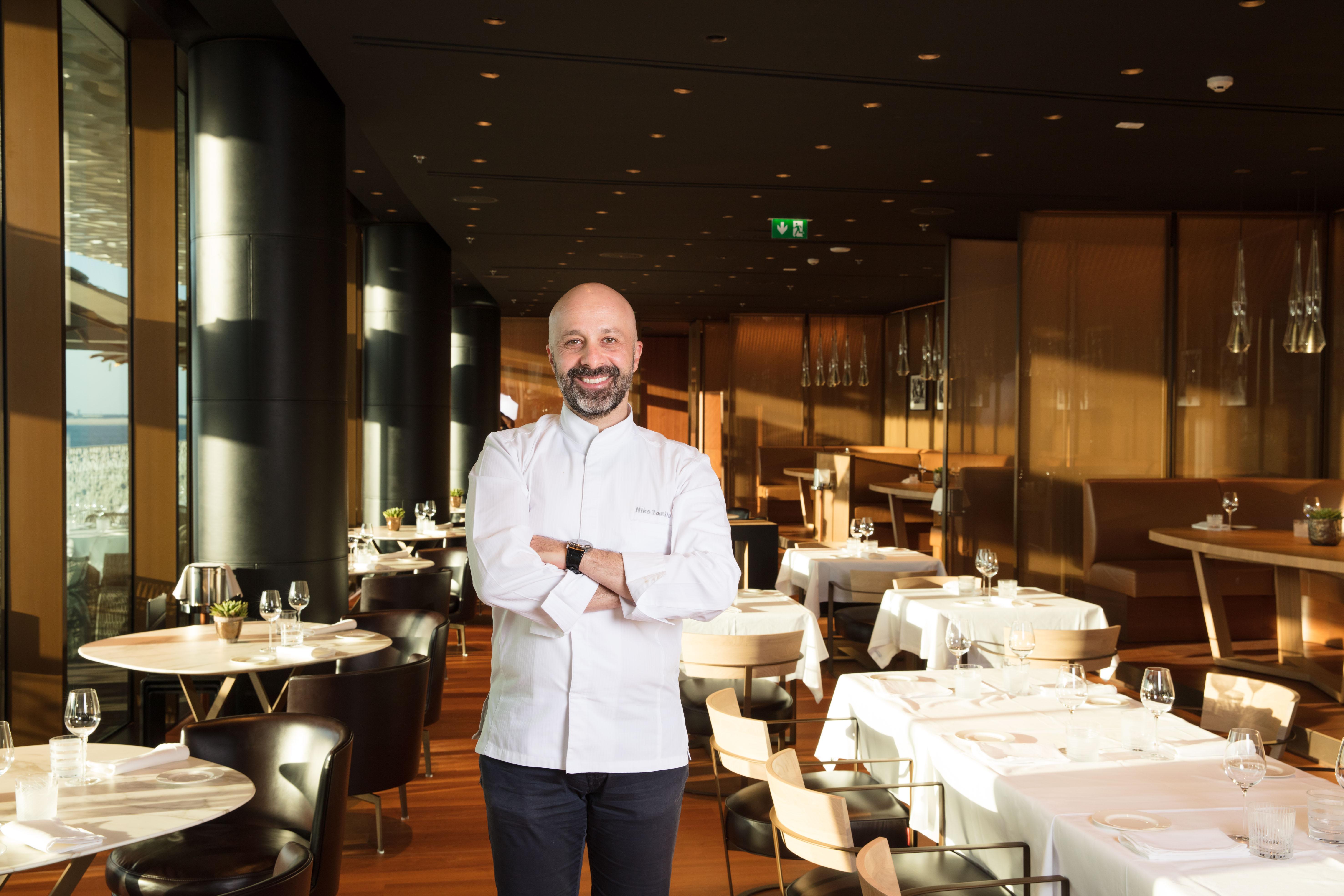Niko Romito - Bvlgari Hotels - Guida Gambero Rosso 2020